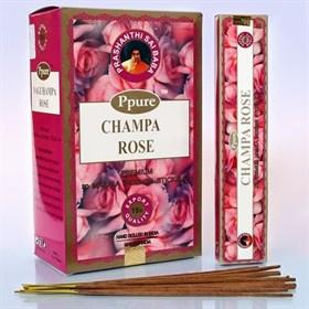 Rose (Роза) благовоние Ppure - фото 7731