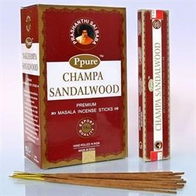 Sandalwood (Сандаловое дерево) благовоние Ppure - фото 7732
