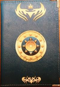 Лев - обложка для паспорта женская - фото 7753