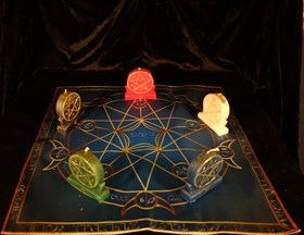 "Ритуал магии Викка ""Нет магии!"" (R-017) - фото 8187"