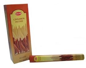 Cinnamon (№38)/ Корица благовоние Hem 6-гранки - фото 8391