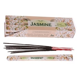 Jasmin (№93)/ Жасмин благовоние Tulusi 6-гранки - фото 8415