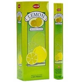 Lemon (№98)/ Лимон благовоние Hem 6-гранки - фото 8418