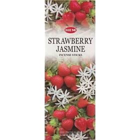 Strawberry-Jasmine (№161) / Клубника-Жасмин благовоние Hem 6-гранки - фото 8450