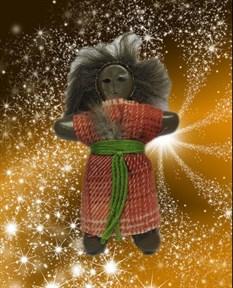 Кукла Wanga Привлечение - фото 8655