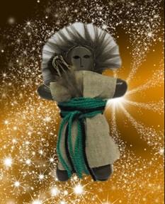 Кукла Wanga Избавление от сглаза и невезения - фото 8657