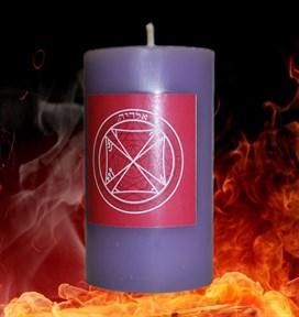 Природный потенциал вспомогательная свеча Каббалы (10) - фото 8674