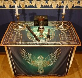 Алтарь Церемониальной Магии - фото 8827