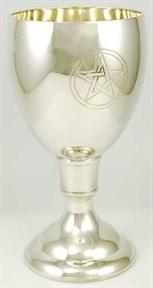 "Алтарный кубок ""Серебряная Пентаграмма"" - фото 8905"