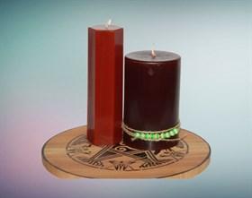 Кедр мистическая свеча - фото 9390