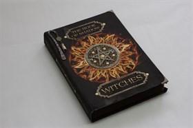 """Книга теней """"Волшебный огонь"""" - фото 9660"""