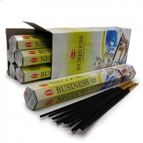 Business (№180)/  Бизнес - Привлечение денег благовония Hem 6-ти гранки - фото 9784