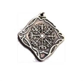 Вегвизир (Рунический компас) - фото 9800