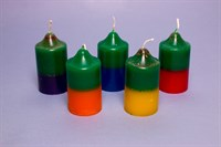 Родовые и личные аномалии набор свечей Диагностика