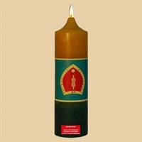 Волшебство мироздания  свеча Будды