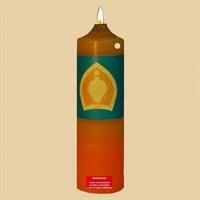Чистота и непорочность  свеча Будды