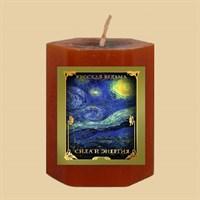 Сила и энергия травяная свеча