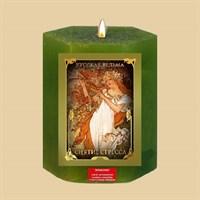 Снятие стресса травяная свеча