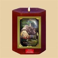 Счастливый дом травяная свеча