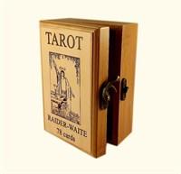 Шкатулка для карт таро (Raider Waite)