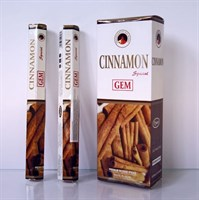 Cinnamon / Корица благовоние Ppure 6-гранки