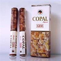 Copal / Копал благовоние Ppure 6-гранки