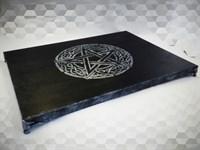 Алтарный стол Серебренная Пентаграмма (прямоугольный)