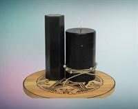 Вуду мистическая свеча