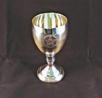 Кубок алтарный Пентаграмма (Большой 14,5см)