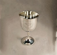 Кубок алтарный Пентаграмма (Малый 10 см)