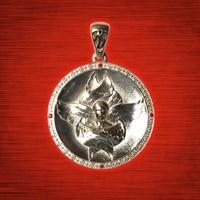 Амулет Херувим серебро