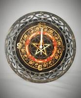 Часы Пентаграмма