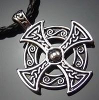 Кельтский солярный крест