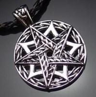 Плетеная пентаграмма