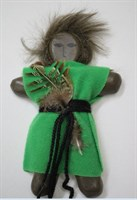 Кукла Wanga Деньги