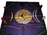 Лунная магия магическая скатерть