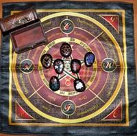 Ведьмины камни с Алтарем Богини - Викканская магия