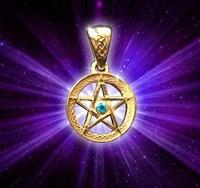 Звезда Могущества Аквамарин