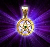 Звезда Могущества Изумруд