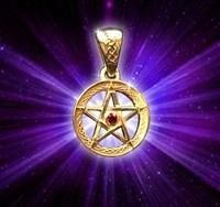 Звезда Могущества Рубин