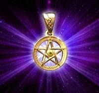 Звезда Могущества Цитрин