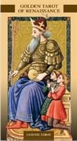 Золотое Флорентийское Таро (Golden Tarot Of Renaissance)