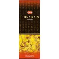 China Rain (№32)/ Китайский дождь благовоние Hem 6-гранки