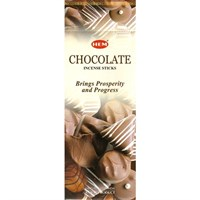 Chokolate (№33) / Шоколад благовоние Hem 6-гранки