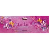 Firdaus / Райский сад благовоние Hem 6-гранки