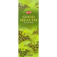 Good Health / Хорошее здоровье благовоние Hem 6-гранки