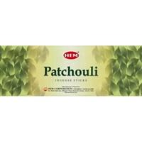 Patchouli / Пачули благовоние Hem 6-гранки