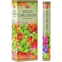 Wild Orchid (№178)/ Дикая орхидея благовоние Hem 6-гранки