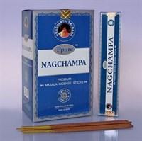 Blue Nagchampa (Голубая НагЧампа) благовоние Ppure