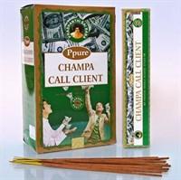 Call Client (Звонок клиента) благовоние Ppure